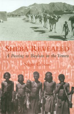 Sheba Revealed A Posting to Bayhan in the Yemen