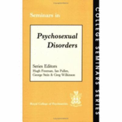 Seminars in Psychosexual Disorders