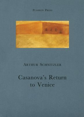 Casanova's Return to Venice