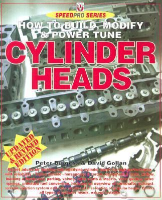 How to Build, Modify & Power Tune Cylinder Heads (Speedpro Series)