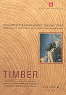 Timber The Dating of Roof Timbers at Lincoln Cathedral