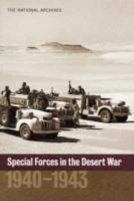 Special Forces in Desert War 1940-1943