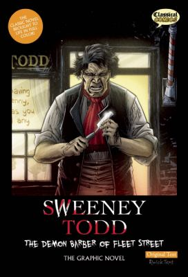 Sweeney Todd the Graphic Novel Original Text : (American English)