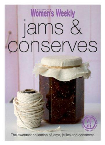 Jams & Conserves. (The Australian Women's Weekly Minis)
