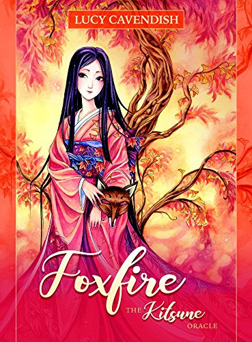 Foxfire: The Kitsune Oracle (45 cards & 144 pg. guidebook, boxed)