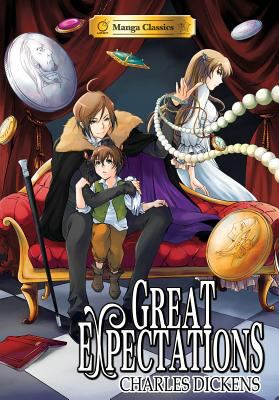 Manga Classics: Great Expectations Softcover : Great Expectations Softcover