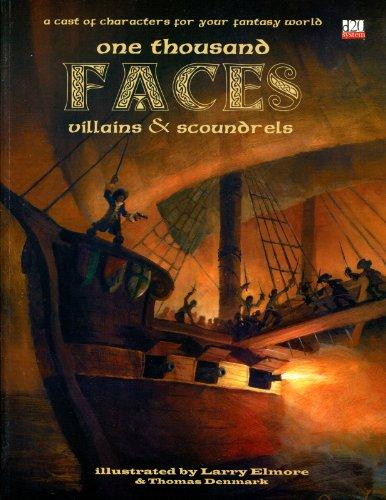 1000 Faces: Villains and Scoundrels