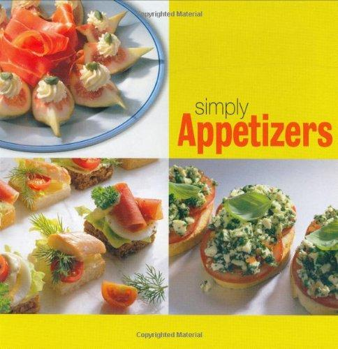 Simply Appetizers (The Simply Series)