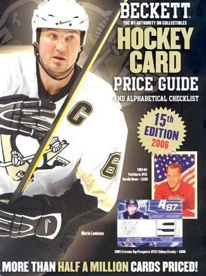 Beckett Hockey Card Price Guide Includes Prices and Listings From 1910 to Present