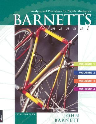 Barnett's Manual Analysis and Procedures for Bicycle Mechanics