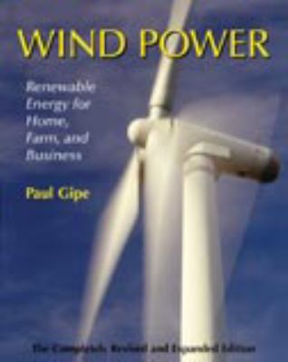 Wind Power Renewable Energy for Home, Farm, and Business