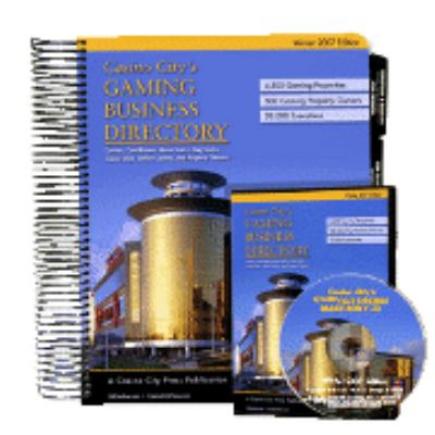 Casino City's Gaming Business Directory CD