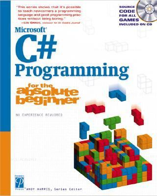 Microsoft C# Programming for Absolute Beginner