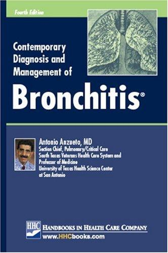 Contemporary Diagnosis and Management of Bronchitis