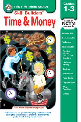 Time and Money Grades 1-3