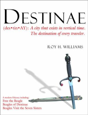 Destinae A City That Exists in Vertical Time the Destination of Every Travler