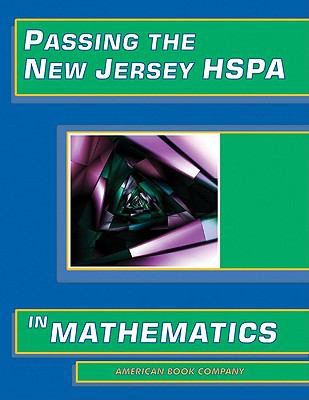 Passing the New Jersey HSPA in Mathematics