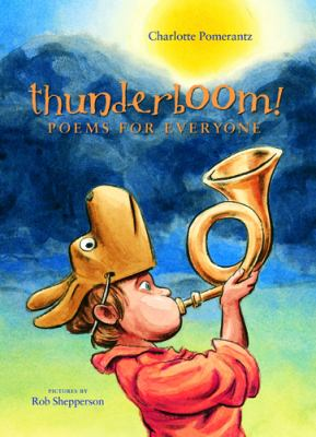 Thunderboom! Poems for Everyone