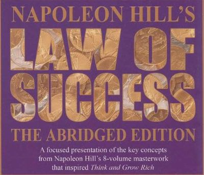 Napoleon Hill's Law of Success