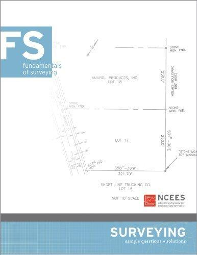 Fundamentals of Surveying Sample Questions and Solutions