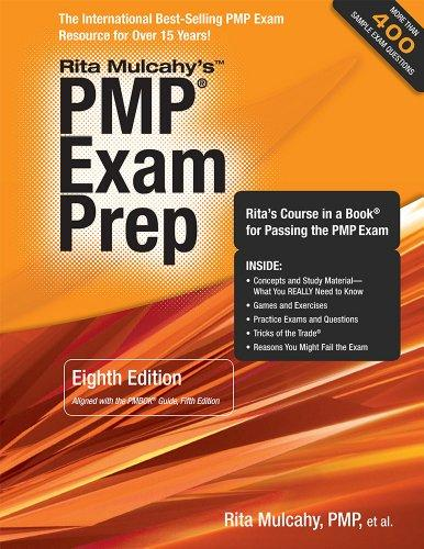 PMP Exam Prep, Eighth Edition: Rita's Course in a Book for Passing the PMP Exam