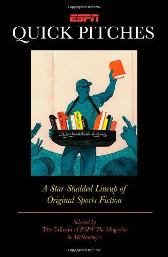 ESPN Quick Pitches: A Star-Studded Lineup of Original Sports Fiction