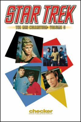 Star Trek 5 The Key Collection