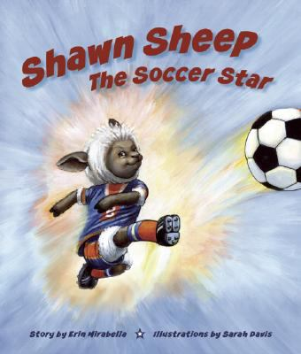 Shawn Sheep the Soccer Star