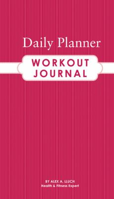 Daily Planner Workout Journal