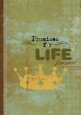 Promises for Life Brown Crown Journal (5x7)