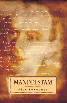 Mandelstam (Studies in Russian and Slavic Literatures, Cultures and History)