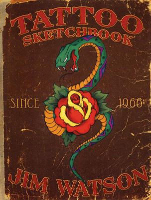 Tattoo Sketchbook : Since 1966