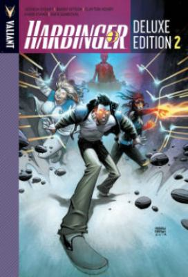 Harbinger Deluxe Edition Book 2 HC