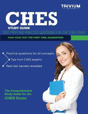 CHES Study Guide : Test Prep and Practice Questions for the Certified Health Education Specialist Exam