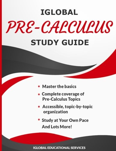 iGlobal Pre-Calculus Study Guide