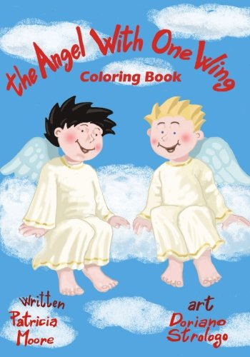 The Angel With One Wing: Coloring Book
