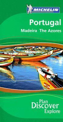 Michelin the Green Guide Portugal Madeira the Azores
