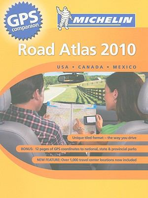 North America Road Atlas 2010