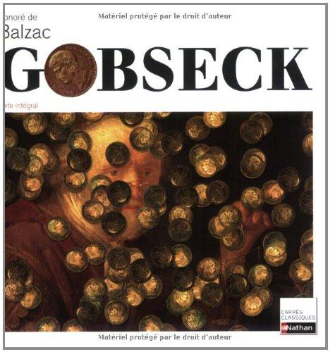 Gobseck (French Edition)