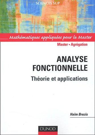 Analyse fonctionnelle (French Edition)
