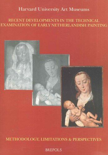 Recent Developments in the Technical Examination of Early Netherlandish Painting: Methodology, Limitations and Perspectives (Museums at the Crossroads)