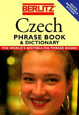 Berlitz Czech Phrase Book & Dictionary
