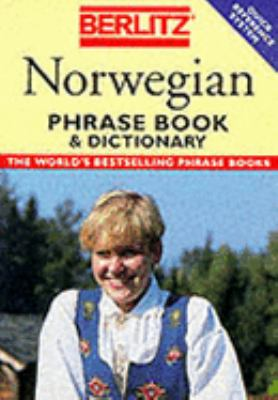 Norwegian Phrase Book - Berlitz Publishing - Paperback - REV