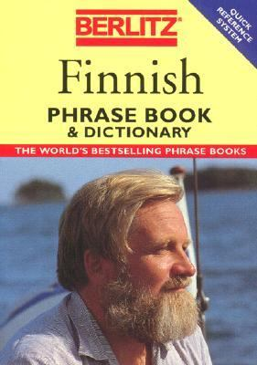 Berlitz Finnish Phrase Book