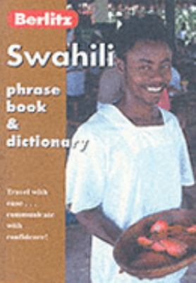 Berlitz Swahili Phrase Book
