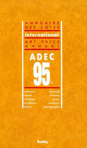 ADEC 95 Art Price Annual