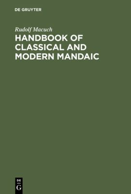 Handbook of Classical and Modern Mandaic