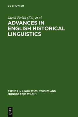 Advances in English Historical Linguistics (1996)