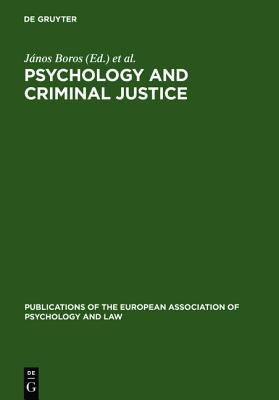 Psychology and Criminal Justice International Review of Theory and Practice