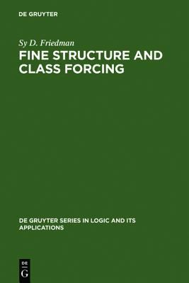 Fine Structure and Class Forcing